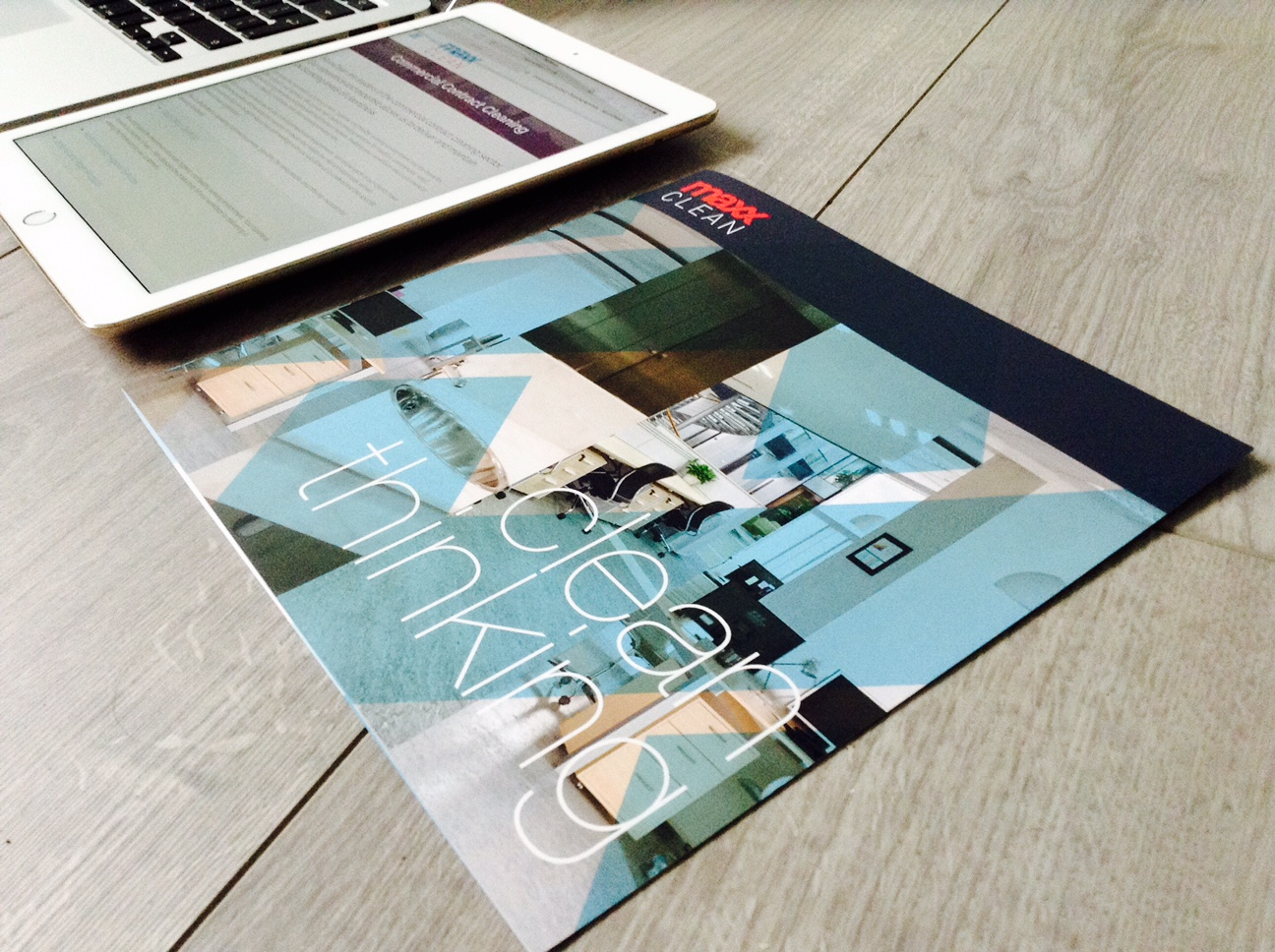 Maxxclean Web And Print Design From Levelone Creative